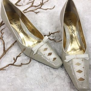 J. Renee' shoes size 6.5 med posey